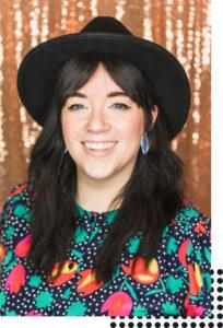 Ashley Burdett Portrait